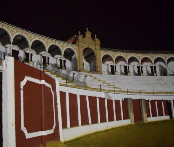 Restaurante plaza de toros Antequera