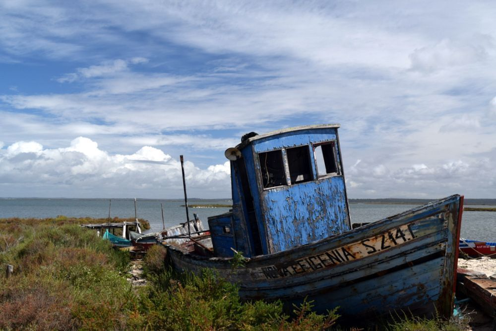 puerto de palafitos de carrasqueira