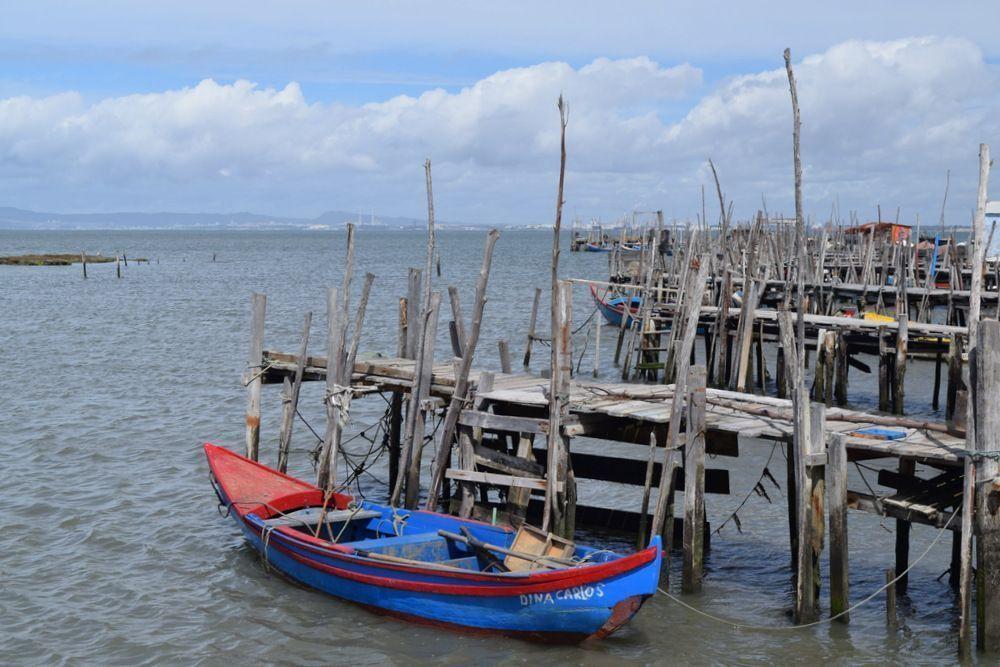 puerto palafítico carrasqueira
