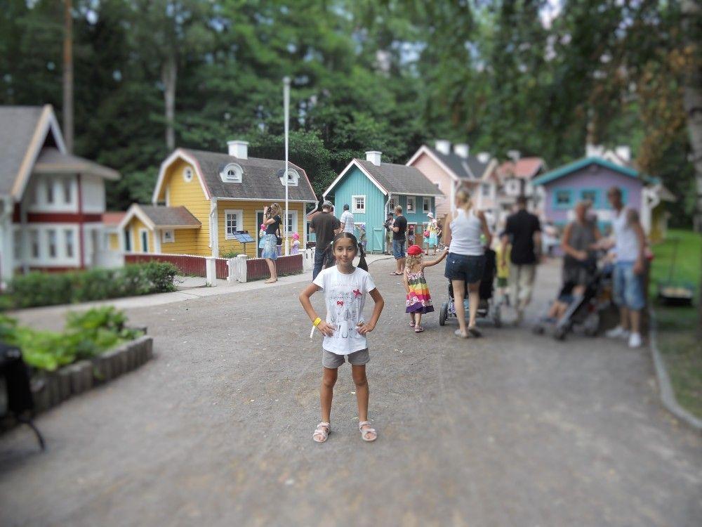 Parque de atracciones de Pippi