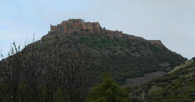 castillo de calatrava la vieja
