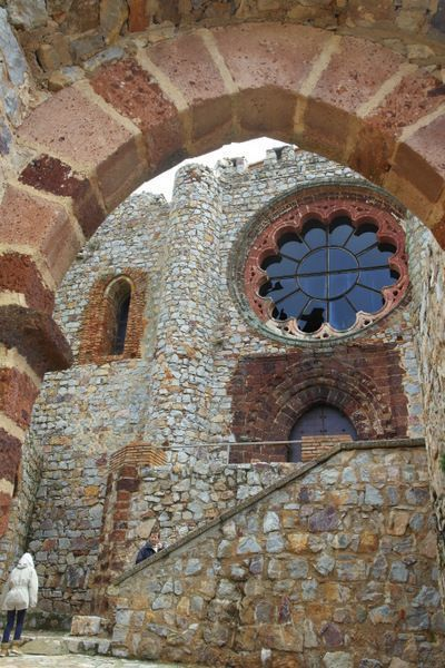 castillo de calatrava la nueva