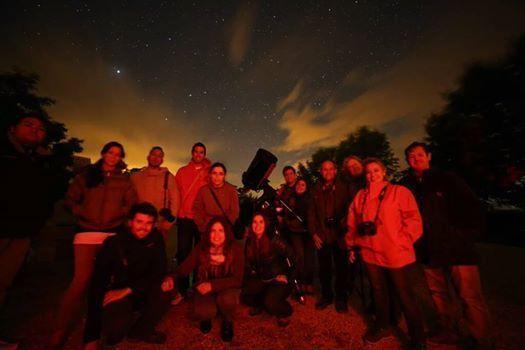 Una experiencia de Turismo Astronómico
